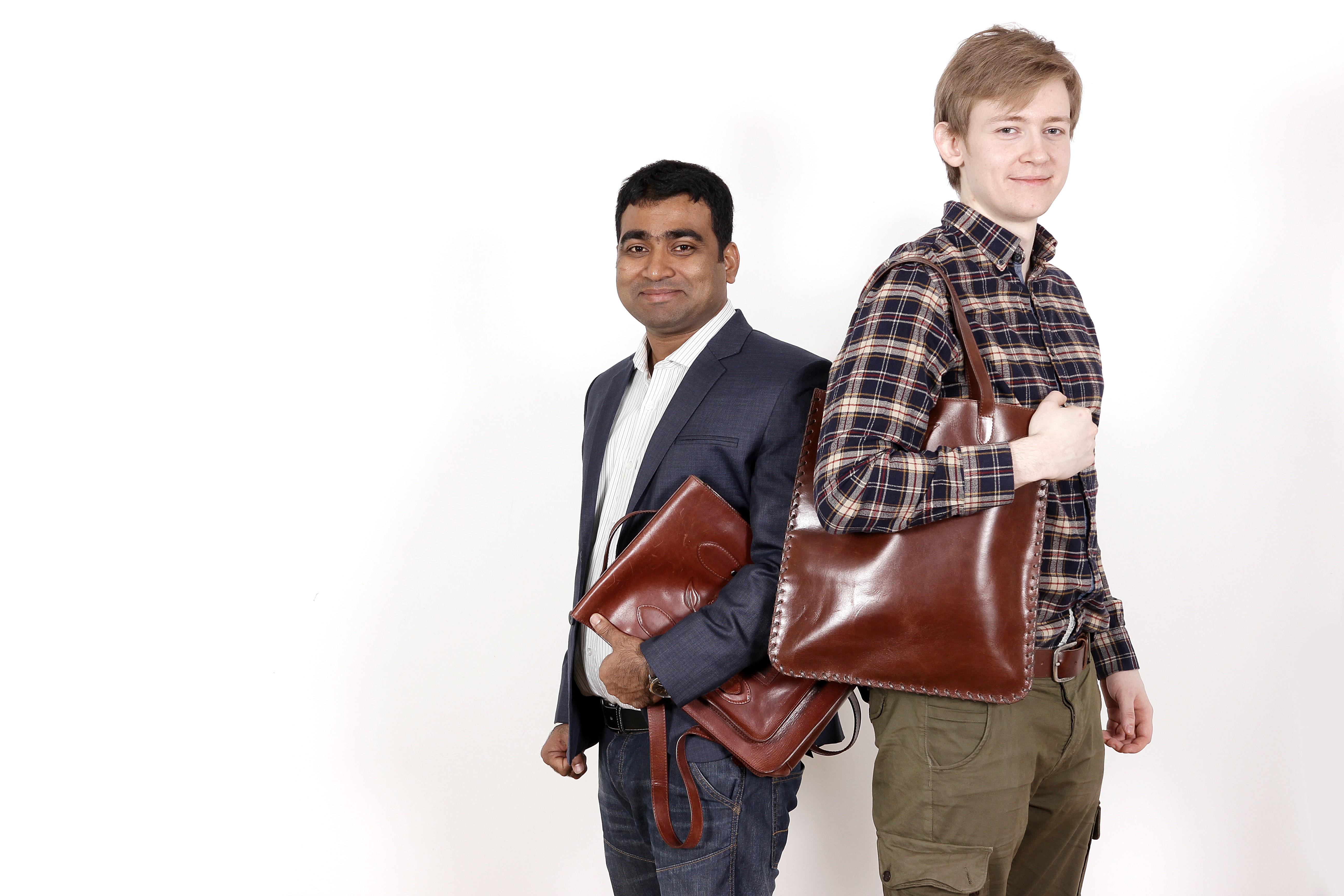 Nya väskmärket värnar om både människa och miljö
