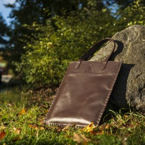 Leather Tote-Bag